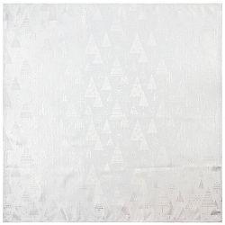 Altom Vánoční ubrus Silver Trees, 160 x 300 cm