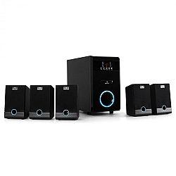 Auna MM-5.1-J, Aktivní 5.1 set reproduktorů, domácí kino
