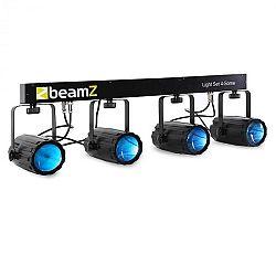 Beamz 4-Some, osvětlovací set, 5 částí, LED