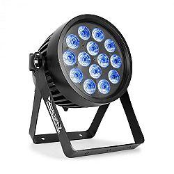 Beamz Professional BWA 520 Aluminium, IP65, LED Par 14x 18W 6 v 1 LED diody, černá