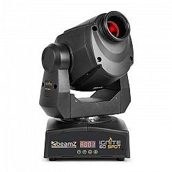 Beamz professional IGNITE60 LED Spot Moving Head 60W-LED DMX nebo stand-alone
