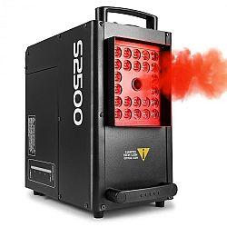 Beamz S2500 VÝROBNÍK MLHY(mlhovač) 2500W 24X10W 4-IN1-LEDS DMX 3,5L NÁDRŽ