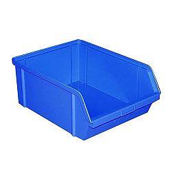 Bedna ukládací zkosená Alfa Plastik - 40kg modrá