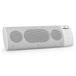 Bluetooth repro OneConcept JamBar BT120, AUX, 15 m, bílý