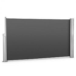Blumfeldt Bari 318, boční markýza, boční roleta, 300 x 180 cm, hliník, antracitová