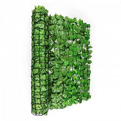 Blumfeldt Fency Bright Leaf, plot na ochranu před pozorováním, ochrana před větrem, 300 x 150 cm, buk, světle zelený
