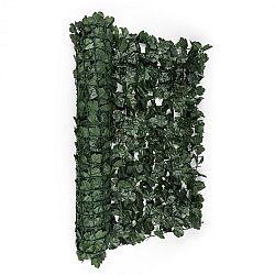 Blumfeldt Fency Dark Ivy, plot na ochranu před pozorováním, ochrana před větrem, 300 x 150 cm, břečťan, tmavě zelený