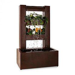 Blumfeldt Lemuria, zahradní fontána, květináč, vodní hra, pumpa, 30 W, 10 m kabel
