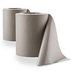 Blumfeldt Pureview, ochrana před pozorováním, PVC, 2 role, 35 m x 19 cm, 60 svorek, světle šedá