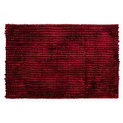 Bo-ma Koupelnová předložka Ella micro červená, 50 x 80 cm