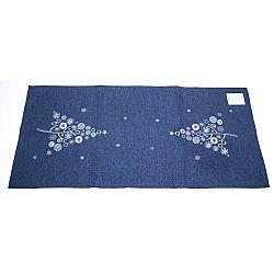 BO-MA Trading Vánoční běhoun s výšivkou, 40 x 90 cm