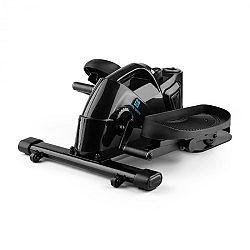 Capital Sports mini Mini Bike, stepper na domácí trénink, eliptický, černý