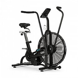 Capital Sports Strike Bike, domácí trenažér, kardio, ventilační odpor, BT, černý