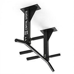 Capital Sports Tyro S4 Zvedací hrazda, černá, < 350 kg
