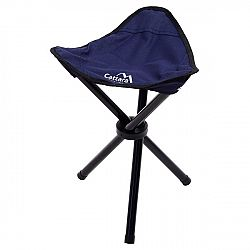Cattara OSLO modrá skládací židle