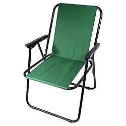 Cattara skládací židle BERN zelená