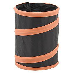 COMPASS 06602 Odpadkový koš malý ORANGE