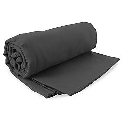 DecoKing Fitness Osuška Ekea šedá, 70 x 140 cm