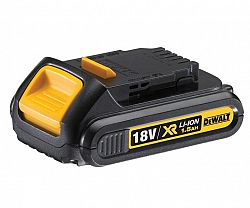 DeWALT DCB181 akumulátor 18V 1.5Ah XR