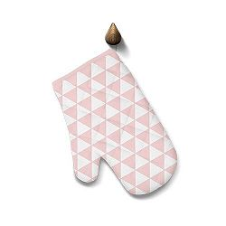 Domarex Kuchyňská chňapka Home Chef růžová, 17 x 28 cm