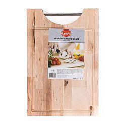 Dřevěné krájecí prkénko Apetit 36 x 24 cm
