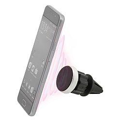 Držák telefonu magnetický do mřížky ROUND držák telefonu magnetický