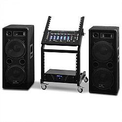 Electronic-Star DJ reproduktorový set Rack Star Series Mars Flash 400 lidí