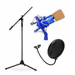 Electronic-Star Mikrofonní set, stojan, mikrofon a pop filtr