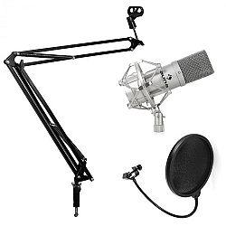 Electronic-Star Set studio mikrofonu, stojanu na mikrofon