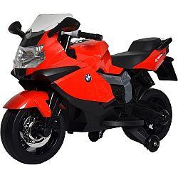 Elektrická motorka Buddy Toys BEC 6011 červená