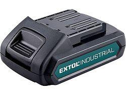 Extol Industrial 8791110B akumulátor 18V