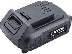Extol Premium 8891881 SHARE20V akumulátor 20V 2.0Ah