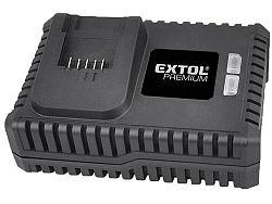 Extol Premium 8891892 SHARE20V nabíječka 4A