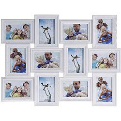 Fotorámeček Ricordi na 12 fotografií, 52 x 68 cm