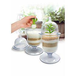 Gadgets Designová cukřenka s kaktusovou lžičkou DD418