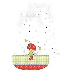 Herding Dětský spací pytel Lara Ladybug, 45 x 70 cm