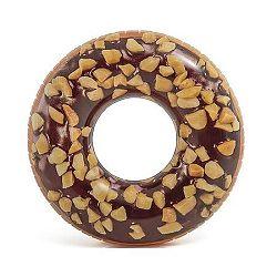 Intex Nafukovací kruh Donut hnědá, 114 cm