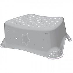 Keeeper Dětská stolička Stars šedá,  40,5 x 28,5 x 14 cm