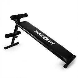 KLARFIT Posilovací lavice, sed-lehy, domácí trenér, < 160kg