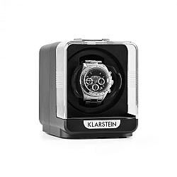 Klarstein Eichendorff, černý, pohyblivý stojan na hodinky, 1 hodinky, 4 režimy