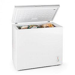 Klarstein Ice Block, bílá, mrazicí box, mrazák, 200 l, 213 kWh / a, A +