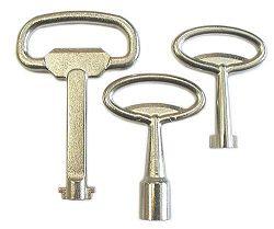 Klíč RT Lidokov - 03.200 trojhran 9mm