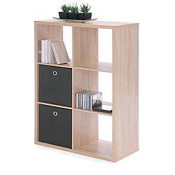 Knihovna MAX 6 dub