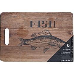 Koopman Krájecí prkénko na rybu, 36 x 24 x 1,5 cm