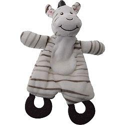 Koopman Plyšová hračka pro nejmenší Zebra, 25 cm