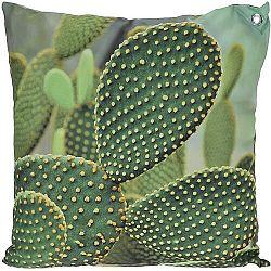 Koopman Polštářek Kaktus zelená, 45 x 45 cm