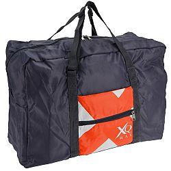 Koopman Skládací sportovní taška Condition oranžová, 35 l