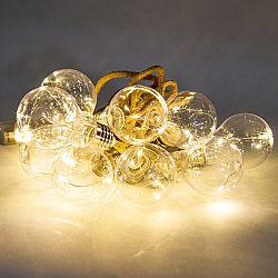 Koopman Světelný řetěz Cariati, 225 cm