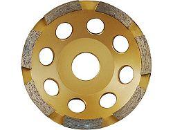 Kotouč diamantový brusný jednořadý Extol Premium - 125mm