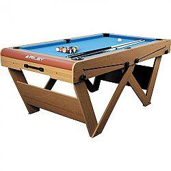 Kulečníkový stůl Riley FSPW-6, sklápěcí, 183 x 79 x 97 cm
